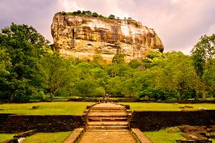 Sigiriya et circuit triangle culturel durant notre voyage au Sri Lanka