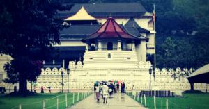 temple de la dent - kandy