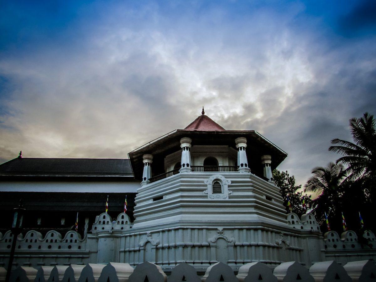 Maison à kandy au Sri Lanka