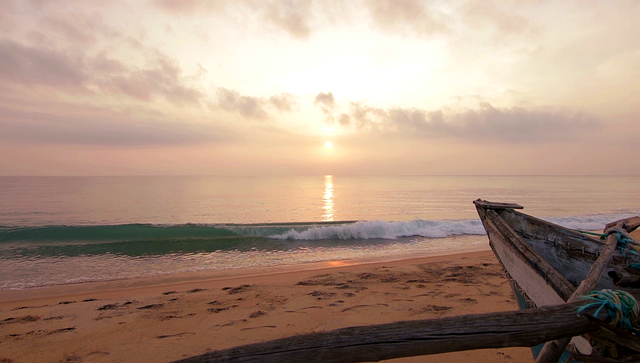 Nilaveli et Uppuveli plages au Sri Lanka